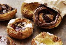 Real Danish pastry / Cake