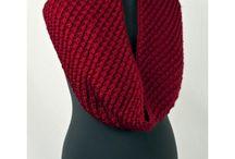 Bufandas- cuellos