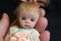miniatuur baby