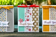 Stampin' Up! Ideas & Techniques / Supplies by Stampin' Up! - ideas and how to's