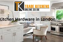 kitchen Hardware in London / For finding proper Kitchen Hardware in London one of the best to do is to go to the kitchen designing agency that you can trust. Make sure that what they have are top quality products.