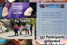 Traverse Traveler Scavenger Hunt for Autism