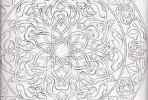Ornamental Drawings