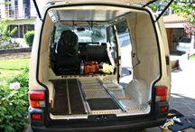 VW - campervan