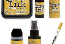 2015 New Distress Inks