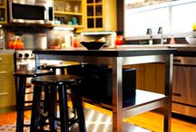 Design Inspirations-Kitchen / by Whitney Young