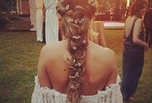 Bridal Hair / by Sue Royal