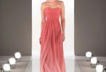 { wedding } bridesmaid dresses