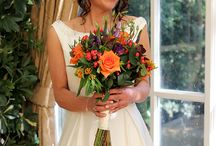 flower emporium - Sam Rigby Photography - 8th October 2016 / Stunning wedding flowers by flower emporium (www.theflower-emporium.co.uk) at the wedding of Juliet & Gary at Mere Court Hotel on the 8th October 2016 - Sam Rigby Photography (www.samrigbyphotography.co.uk)