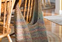 Crotchet patterns for bags