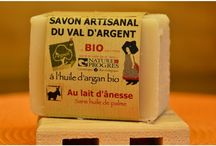 Savon artisanal / Offrir un grand choix de savons de fabrication artisanale française.