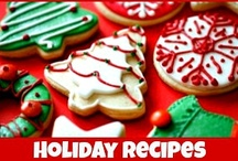 Christmas Recipes / by Carolyn Zewe