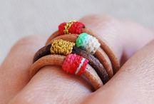 cuore per la bijouterie / bijouterie handmade