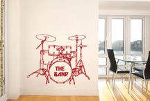 Music wall decal / by DezignWitha Z