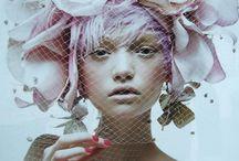 Flower girland