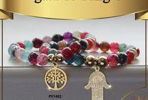 Feng Shui Piedras y Cuarzos / Pulseras Creadas con Energía Feng Shui