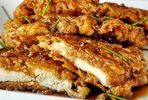 chicken recipes / by Nancy Hoch