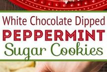 Christmas Treats / Delicious treats to make Christmas that much sweeter.