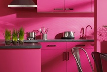 Pink Kitchen / Różowa Kuchnia / Różowe dodatki do kuchni na www.komputronik.pl
