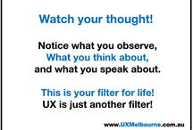 UX Melbourne 2015 / UX Melbourne's activities starting 2015