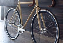 Fixed / Nicely designed fixed gear bicycles.
