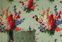 Patterns on walls