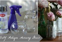 Mason Jars / Much more thank a glass jar!