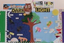 Science- light and dark