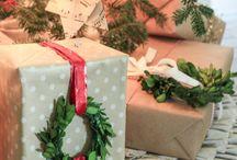 Joulusisustus ja koristeet