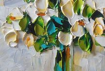 flores textura