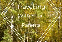 MULTI-GEN TRAVEL | INSPO / Multi-generation family holidays: ideas and inspiration