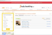 Student Lodging-Accommodation Abroad / Studybooking.com is an online website that caters quality of Language courses and Accommodations booking services worldwide with discounted and affordable prices up to 50% OFF.