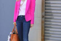 All Pink Everything! Pink It Is A Must Color  In The Fashion World / All Pink Everything.... Clothes, Accessories, Bags, Shoes, Heels, looks Add A Splash of this Color Year Round For A Pretty Fun Look