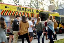 The Waffle Truck / Waffle House on wheels. What could be better?