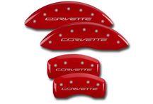 C7 Corvette Suspension and Brakes