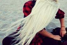 Dream hair / by Shawna Stevenson