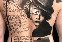 Amazing tattoo / Nice tatto