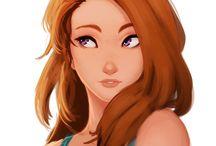 Animated Beauty's