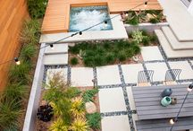 Brilliant Backyards / A collection of the best backyards for entertaining.