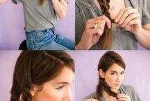Hair 1 / Two Braids