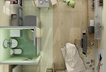 Tiny Houses & spaces