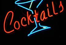 Cocktails sign