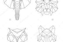 Рисунки в геометрии