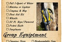 backpacking stuff