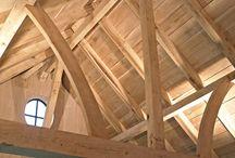 çatı ahşap