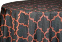 Custom Printed Tablecloth Designs