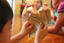 Family Home Evening Games and Activities