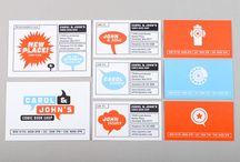 Visit Card Design / by Miguel Gomez Millan