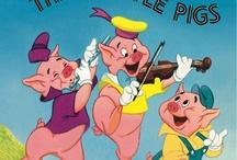 Pigs / Raising swine / by K Low