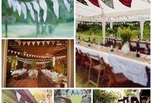 Weddings & bunting